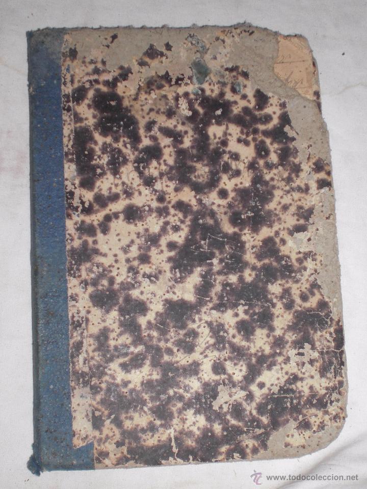 LA ANTORCHA DE LA JUVENTUD, DEBERES Y DERECHOS DEL HOMBRE.1878. (Libros Antiguos, Raros y Curiosos - Pensamiento - Sociología)