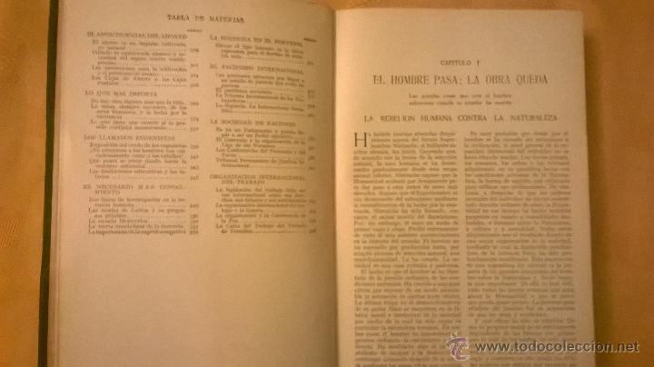 Libros antiguos: COLECCION MODERNA DE CONOCIMIENTOS UNIVERSALES (LA SOCIEDAD HUMANA) - JACKSON INC. - 1928 - Foto 5 - 53345028