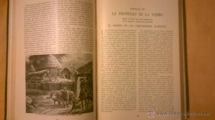 Libros antiguos: COLECCION MODERNA DE CONOCIMIENTOS UNIVERSALES (LA SOCIEDAD HUMANA) - JACKSON INC. - 1928 - Foto 9 - 53345028