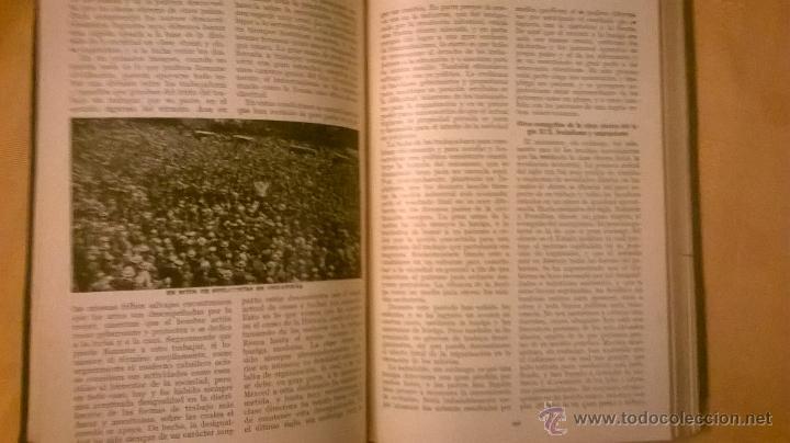 Libros antiguos: COLECCION MODERNA DE CONOCIMIENTOS UNIVERSALES (LA SOCIEDAD HUMANA) - JACKSON INC. - 1928 - Foto 10 - 53345028