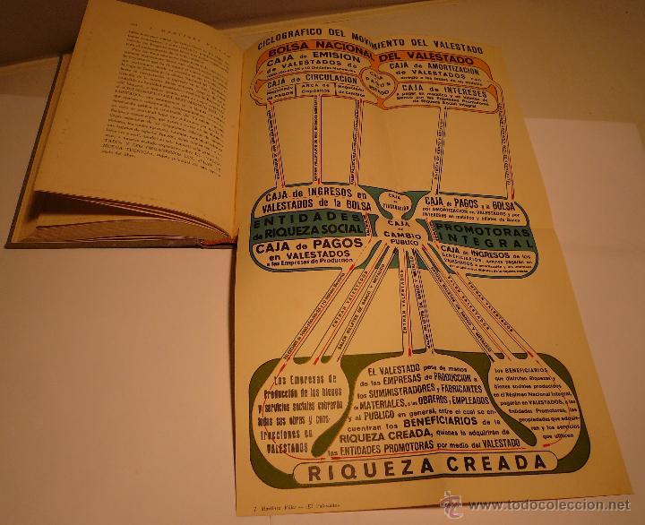 Libros antiguos: EL VALESTADO - MARTINEZ VILLAR - LA IBERICA BARCELONA 1935 - Foto 2 - 53631055