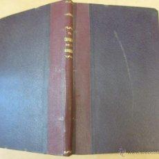 Libros antiguos: EL CRIMEN DE LA MISERIA - HENRY GEORGE - EDI FRANCISCO BELTRÁN -1916 112CM 22CM, EXCELENTE. Lote 53731570