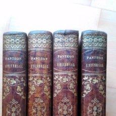 Libros antiguos: EL PANTEON UNIVERSAL. Lote 54022565
