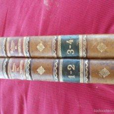 Libros antiguos: EL PROTESTANTISMO, DE BALMES, EN 2 TOMOS. DEL AÑO 1.895. Lote 57425913