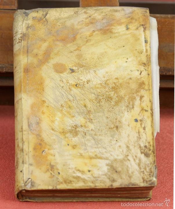 Libros antiguos: LP-296 - CARTAS CRÍTICAS SOBRE VARIAS QUESTIONES. TOMO IV. COSTANTINI. IMP. A. RAMIREZ. 1775. - Foto 2 - 60778427