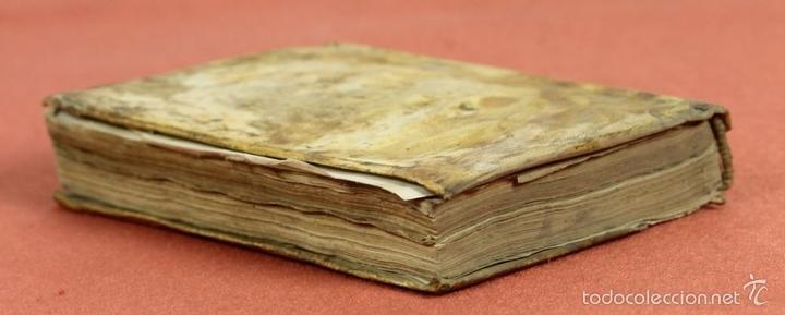 Libros antiguos: LP-296 - CARTAS CRÍTICAS SOBRE VARIAS QUESTIONES. TOMO IV. COSTANTINI. IMP. A. RAMIREZ. 1775. - Foto 9 - 60778427