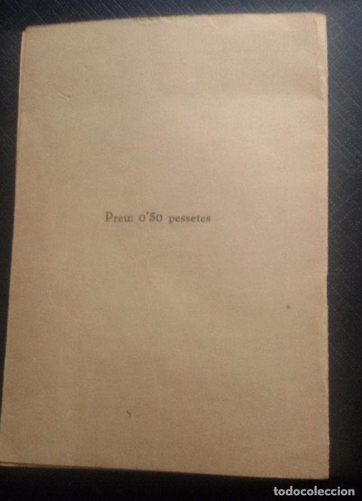 Libros antiguos: LA MORAL DE LA DERROTA - CARLES CARDÓ - Foto 4 - 63704059
