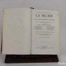 Libros antiguos: 6000 - LA MUJER JUZGADA. JUAN LANDA. EDIT. ESPASA. S/F.. Lote 44697983