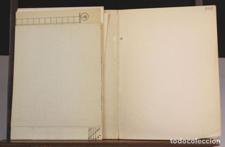 Libros antiguos: 8169 - SANEAMIENTO DE LAS AGLOMERACIONES URBANAS. GUERRÉE. EDIT. REVERTÉ. 1962. - Foto 2 - 66317014