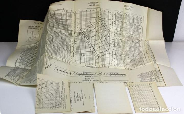 Libros antiguos: 8169 - SANEAMIENTO DE LAS AGLOMERACIONES URBANAS. GUERRÉE. EDIT. REVERTÉ. 1962. - Foto 4 - 66317014