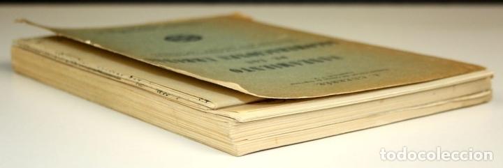 Libros antiguos: 8169 - SANEAMIENTO DE LAS AGLOMERACIONES URBANAS. GUERRÉE. EDIT. REVERTÉ. 1962. - Foto 5 - 66317014