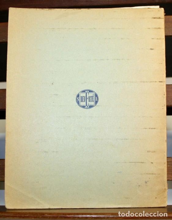 Libros antiguos: 8169 - SANEAMIENTO DE LAS AGLOMERACIONES URBANAS. GUERRÉE. EDIT. REVERTÉ. 1962. - Foto 7 - 66317014