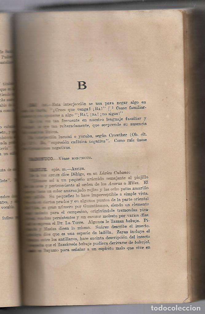 Libros antiguos: GLOSARIO DE AFRONEGRISMOS. FERNANDO ORTIZ. 1924 HABANA, IMP. EL SIGLO. 558 PAGINAS. VER FOTOS - Foto 5 - 81733964