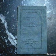Libros antiguos: EL LIBRO DE LOS LIBROS O RAMILLETES DE MAXIMAS O.E.MORALINTO 1840 BARCELONA. Lote 89320808