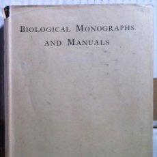 Libros antiguos: FISHER. STATISTICAL METHODS FOR RESEARCH WORKERS. 1932. Lote 98643283