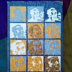 Libros antiguos: EL HOMBRE JÜRGEN MOLTMANN ED.SIGUEME 1976 1ª EDICIÓN. Lote 99551423