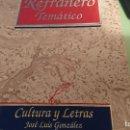 Libros antiguos: REFRANERO TEMATICO. Lote 118022479