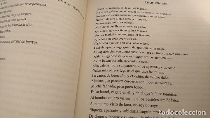 Libros antiguos: REFRANERO TEMATICO - Foto 3 - 118022479