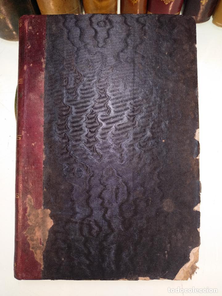 Libros antiguos: IDEAL DE LA HUMANIDAD PARA LA VIDA - CON INSTRUCCIONES Y COMENTARIOS - C. CHR. F. KRAUSE -1871 - - Foto 2 - 129645055