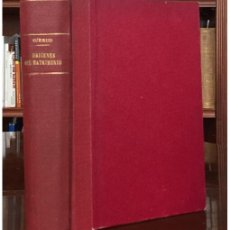 Libros antiguos: LOS ORÍGENES DEL MATRIMONIO Y DE LA FAMILIA. Lote 132964731