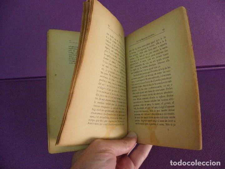 Libros antiguos: Edición de 100 La confiança en sí mateix - L'Amistat R W Emerson. Biblioteca Popular L'Avenç Catalán - Foto 6 - 135424550