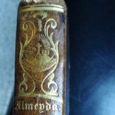 Libros antiguos: ARMONÍA DE LA RAZÓN Y LA RELIGIÓN O RESPUESTAS FILOSÓFICAS A LOS ARGUMENTOS DE LOS INCRÉDULOS, 1850. Lote 147039126