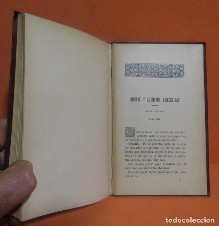 Libros antiguos: VIZCONDESA BESTARD DE LA TORRE LA ELEGANCIA EN EL TRATO SOCIAL LIBRERIA GUTEMBERG AÑO 1901 EXCELENTE - Foto 6 - 147775242