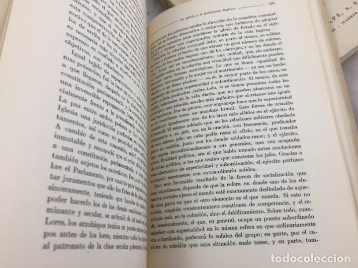 Libros antiguos: Sociología Jorge Simmel 2 tomos 1939 Espasa Calpe buen estado. Rústica original - Foto 10 - 152920502
