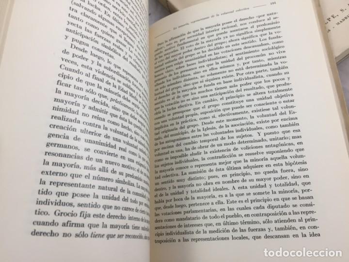 Libros antiguos: Sociología Jorge Simmel 2 tomos 1939 Espasa Calpe buen estado. Rústica original - Foto 12 - 152920502