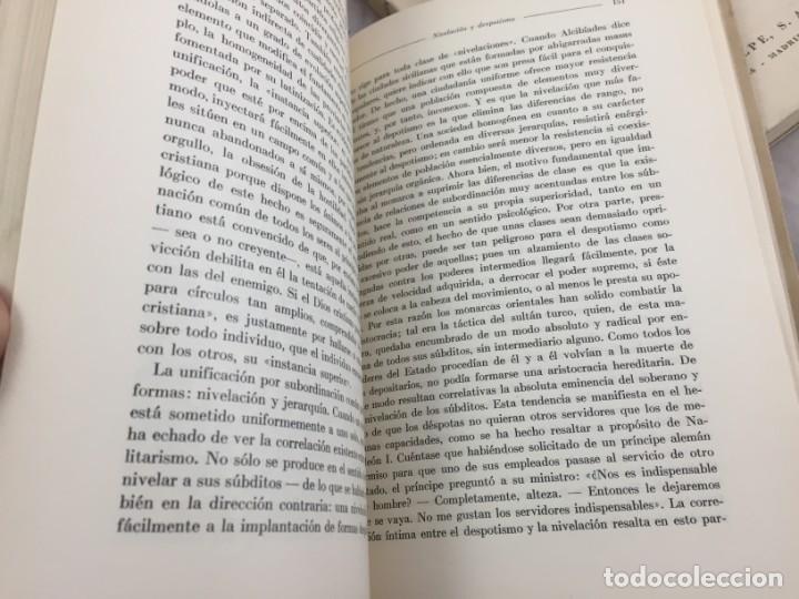 Libros antiguos: Sociología Jorge Simmel 2 tomos 1939 Espasa Calpe buen estado. Rústica original - Foto 14 - 152920502