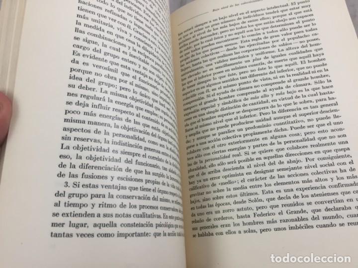 Libros antiguos: Sociología Jorge Simmel 2 tomos 1939 Espasa Calpe buen estado. Rústica original - Foto 16 - 152920502