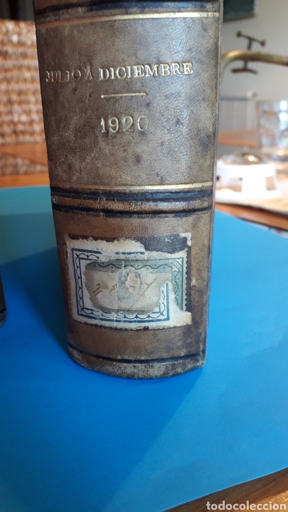 Libros antiguos: HERMES REVISTA DEL PAIS VASCO 1920 (2 TOMOS) - Foto 13 - 166633061