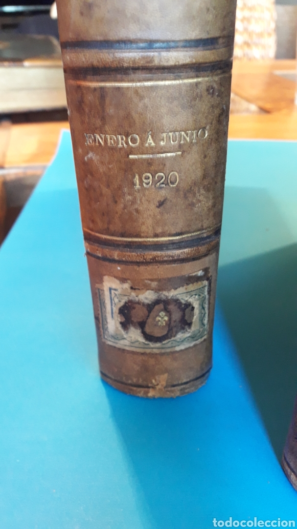 Libros antiguos: HERMES REVISTA DEL PAIS VASCO 1920 (2 TOMOS) - Foto 14 - 166633061