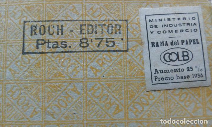 Libros antiguos: libro antiguo paz poder y abundancia 1917 - Foto 4 - 168634968