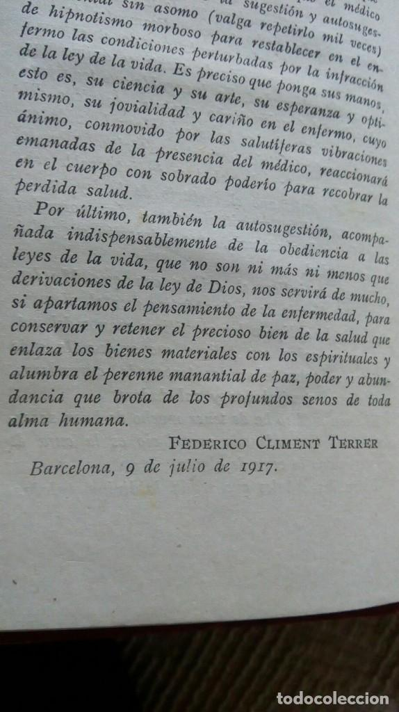 Libros antiguos: libro antiguo paz poder y abundancia 1917 - Foto 9 - 168634968