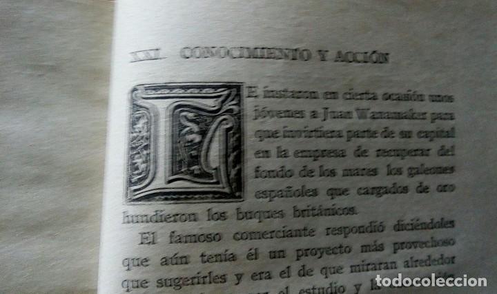 Libros antiguos: libro antiguo paz poder y abundancia 1917 - Foto 10 - 168634968
