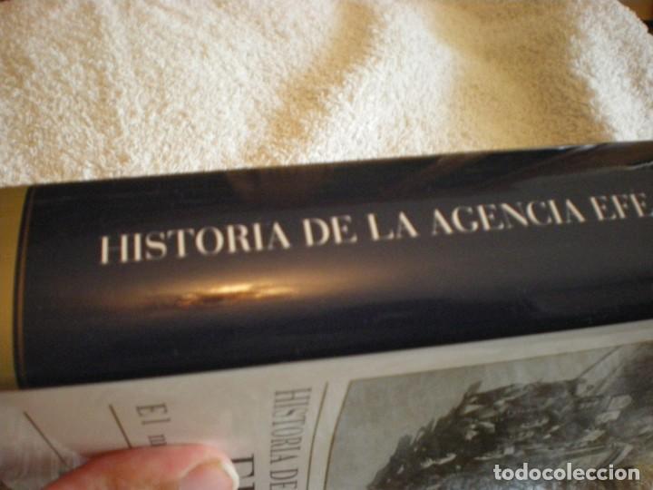 Libros antiguos: LIBRO HISTORIA DE LA AGENCIA EFE EL MUNDO EN ESPAÑOL - Foto 7 - 169644012