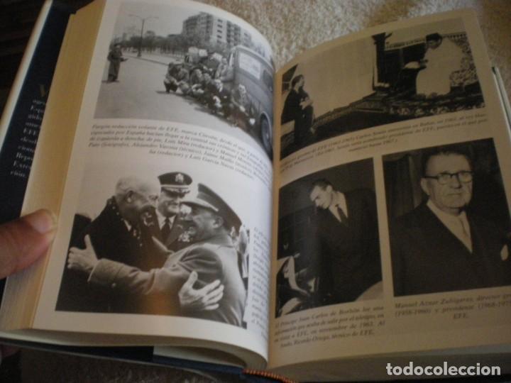 Libros antiguos: LIBRO HISTORIA DE LA AGENCIA EFE EL MUNDO EN ESPAÑOL - Foto 13 - 169644012