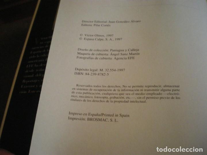 Libros antiguos: LIBRO HISTORIA DE LA AGENCIA EFE EL MUNDO EN ESPAÑOL - Foto 17 - 169644012