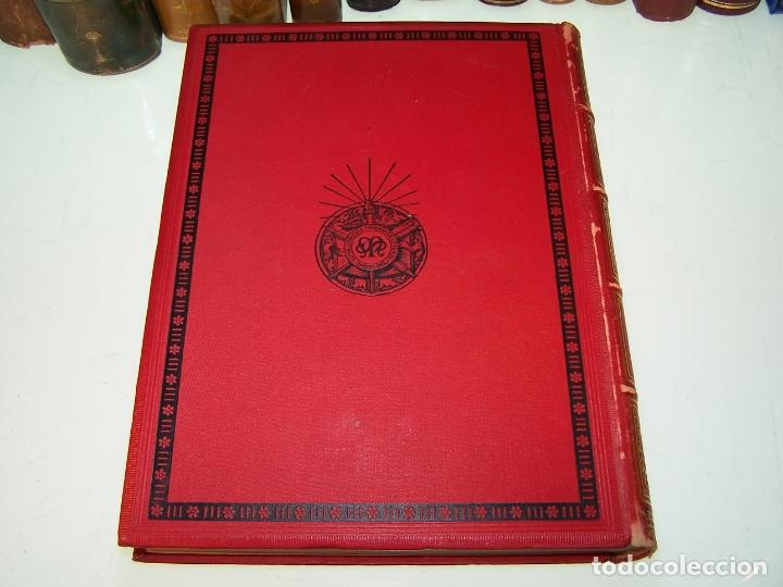 Libros antiguos: Las razas humanas. Federico Ratzel. 2 tomos. Montaner y Simon. Barcelona. 1888. - Foto 14 - 170858015