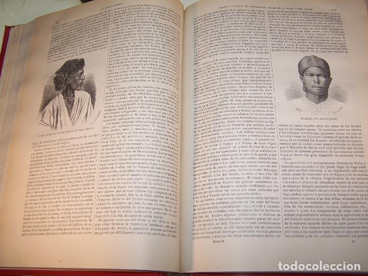 Libros antiguos: Las razas humanas. Federico Ratzel. 2 tomos. Montaner y Simon. Barcelona. 1888. - Foto 21 - 170858015