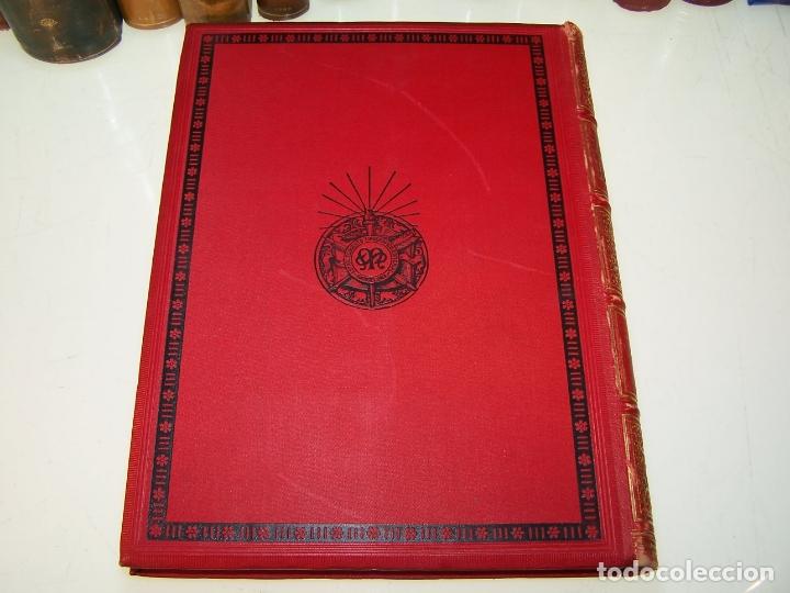 Libros antiguos: Las razas humanas. Federico Ratzel. 2 tomos. Montaner y Simon. Barcelona. 1888. - Foto 27 - 170858015