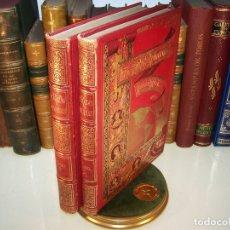 Libros antiguos: LAS RAZAS HUMANAS. FEDERICO RATZEL. 2 TOMOS. MONTANER Y SIMON. BARCELONA. 1888.. Lote 170858015