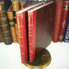 Libros antiguos: LA TIERRA Y EL HOMBRE. FEDERICO DE HELLEWALD. 2 TOMOS. MONTANER Y SIMON. BARCELONA. 1886.. Lote 170859260