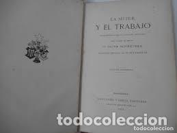 Libros antiguos: SCHREINER : LA MUJER Y EL TRABAJO -REFLEXIONES SOBRE LA CUESTIÓN FEMINISTA (MONTANER Y SIMÓN, 1914) - Foto 4 - 171700444