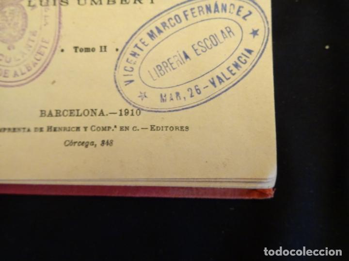 Libros antiguos: años 1906- 1910. lote de 3 libros sociología.degeneracio alcoholismo. genesis leyes penales. - Foto 6 - 172755423