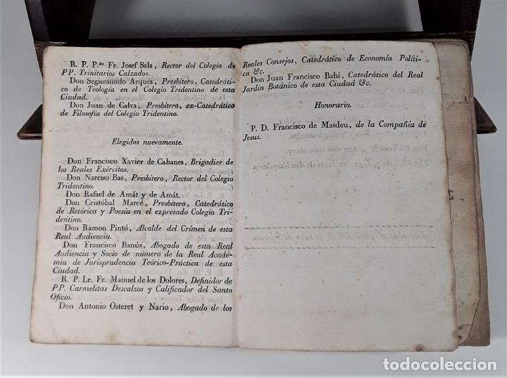 Libros antiguos: COSTUMBRES DE LA CIUDAD DE BARCELONA SOBRE LAS SERVIDUMBRES DE LOS PREDIOS. S/F. - Foto 4 - 175422670