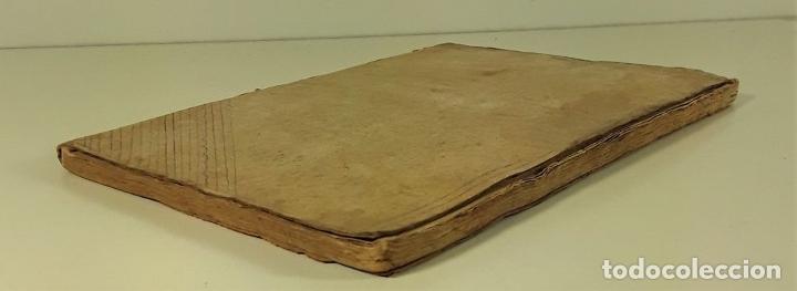 Libros antiguos: COSTUMBRES DE LA CIUDAD DE BARCELONA SOBRE LAS SERVIDUMBRES DE LOS PREDIOS. S/F. - Foto 8 - 175422670