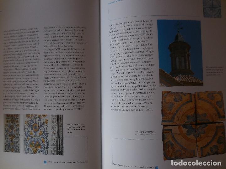 Libros antiguos: MUEL. AZULEJOS ANTIGUOS DEL IMPORTANTE CENTRO ARAGONÉS. - Foto 3 - 237075485