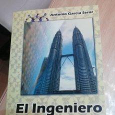 Libros antiguos: EL INGENIERO INGENUO. Lote 184173162